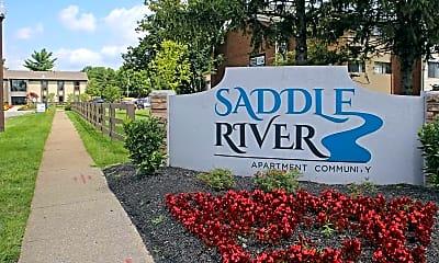 Community Signage, Saddle River Apartments, 2