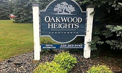 Oakwood Heights Apartments, 1