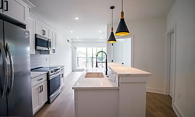 Kitchen, 25 W Hortter St 201, 1