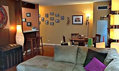 Bedroom, 440 N Wabash Ave APT 408, 1