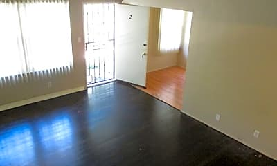 Living Room, 1739 E 1st St, 0
