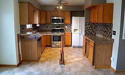 Kitchen, 13661 S Jersey Ct, 1
