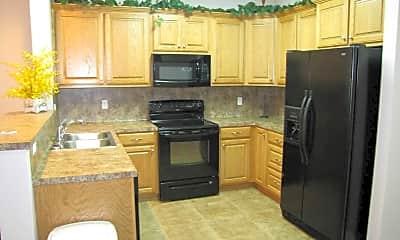 Kitchen, Krogen Kove Townhomes, 0