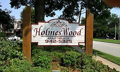Holmeswood Apartments, 1