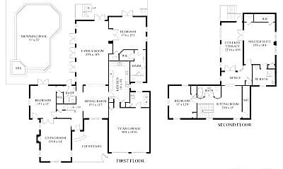 Living Room, 200 Belmonte Rd, 2