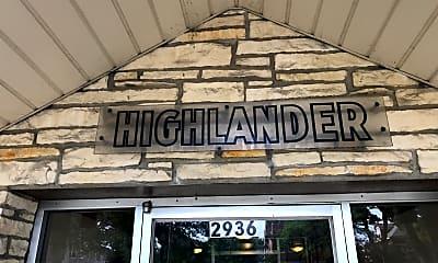 Highlander Apartments, 1