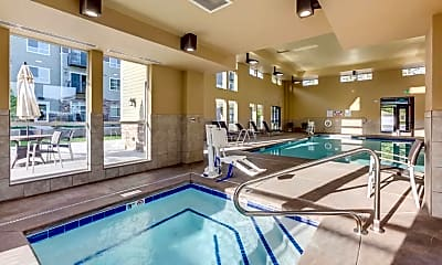 Pool, Affinity at Puyallup, 2