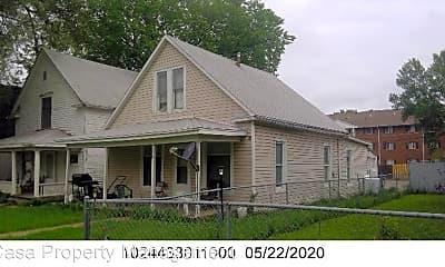 Building, 2522 P St, 1