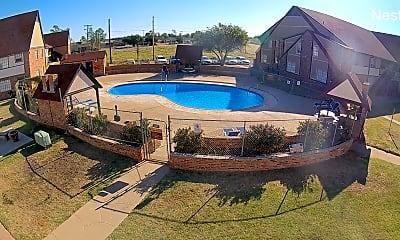 View, Briarwood Village Apartments, 1
