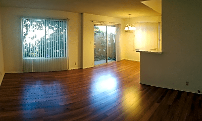 Living Room, 10550 Eastborne Ave, 1