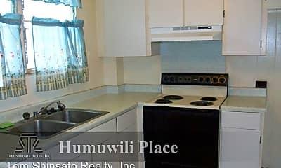 Kitchen, 1455 Humuwili Pl, 1