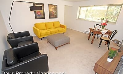Living Room, 2401 NW 63rd St, 0