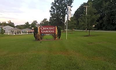 Crescent Gardens, 1