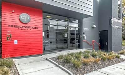 Observatory Park Place, 1