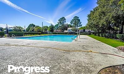 Pool, 6726 Glenhope Dr, 2