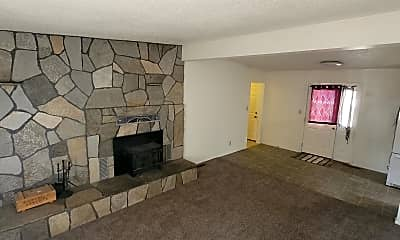 Living Room, 1213 S Vermont Ave, 1