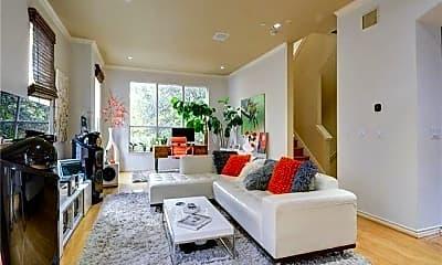 Living Room, 4327 Buena Vista St 4, 0