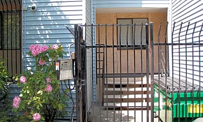 New Horizon Apartments Secured Entrance.jpg, 625 SW 155th St, 1