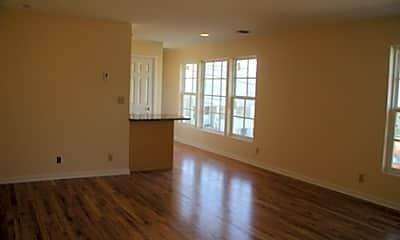 Living Room, 152 Franklin St., 1