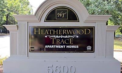 Community Signage, Heatherwood Trace, 0
