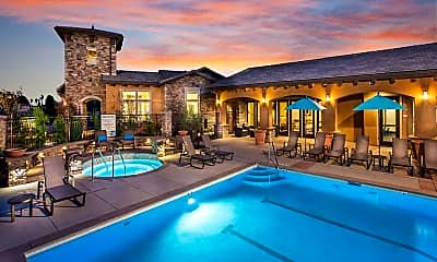 Pool, Hollister Village, 0