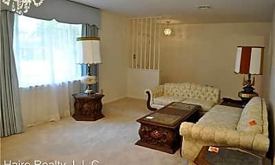 Living Room, 1237 Oden St, 1