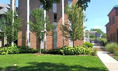 Canterbury Woods Gates Circle, 1