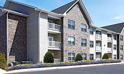 Building, Villas of Country Club, 0