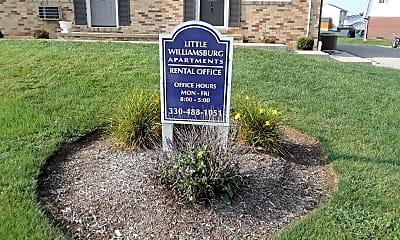 Little Williamsburg, 1