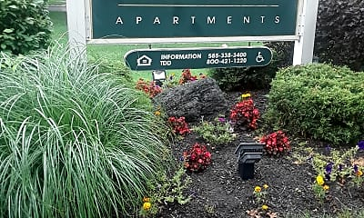 Keeler Park Apartments, 1