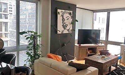 Living Room, 1 Gold St, 0