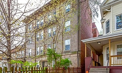 Building, 219 T St NE, 2