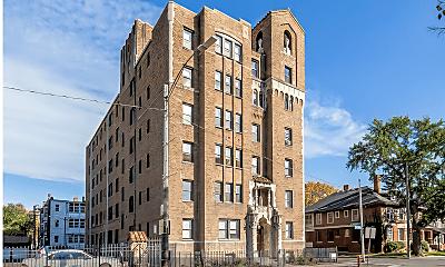 Building, 1000 Van Dyke St, 1