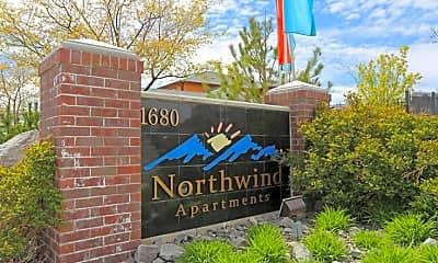 Community Signage, Northwind, 0