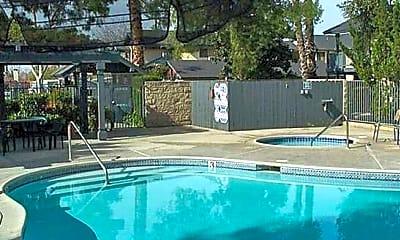 Pool, Franklin Terrace, 2