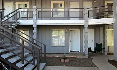 Hill Apartments, 1
