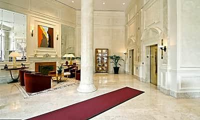 Living Room, 3030 K St NW 213, 2