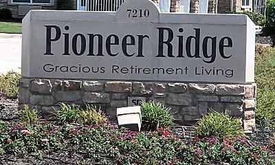 Pioneer Ridge Gracious Retirement Living, 1