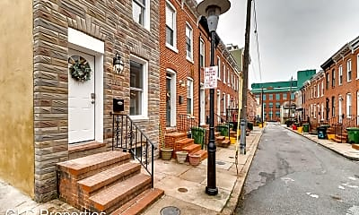 Building, 1701 William St, 0