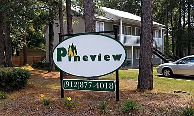 Pineview, 1