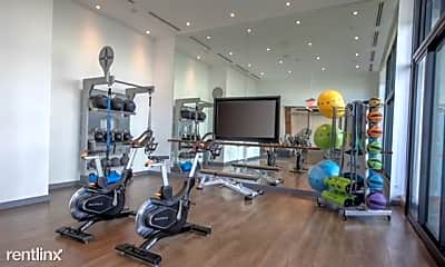 Fitness Weight Room, 13 NW 6 St, 2