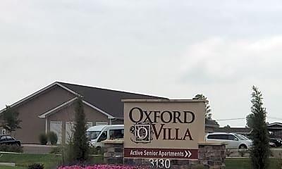 Oxford Villa, 1