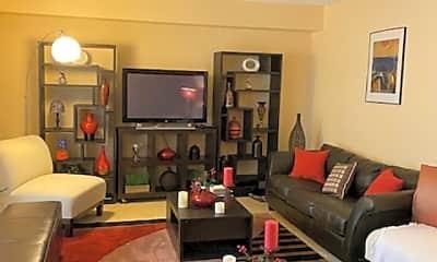 Living Room, 5316 53rd Way, 1