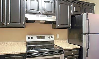 Kitchen, Silver Oak, 1