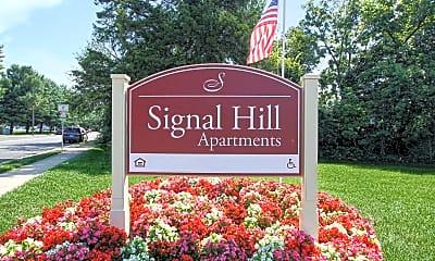 Community Signage, Signal Hill, 0