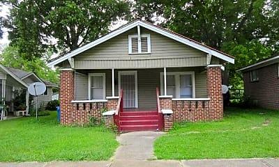 Building, 1312 Wharton Ave, 0