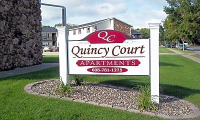 Community Signage, 510 Quincy St, 0