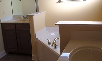 Bathroom, 615 Campbell Dr, 2