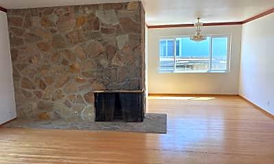 Living Room, 417 Kitty Hawk Rd, 1