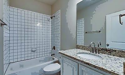 Bathroom, 2709 McCart Ave 109, 2